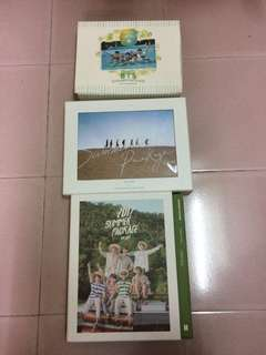 BTS SUMMER PACKAGE