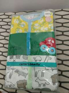 Baby Sleepsuit 3m boy