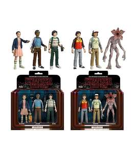 Stranger Things funko Series 1 Action Figures (Set of 6)