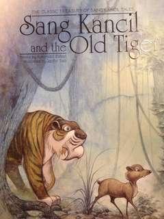 Sang Kancil And The Old Tiger