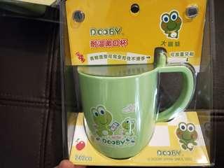 🚚 《🚫免運費》大眼蛙學習杯.牙刷杯.利其爾喝水訓練杯(各別詢價)
