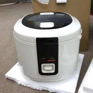【新】Rice Cooker 1.0L 電飯煲(黑色蓋面)