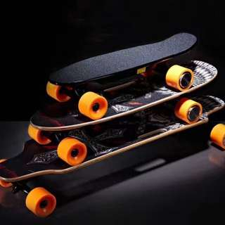 電動長板#滑板#花式滑板#短板