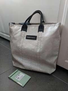 Freitag BOB tote bag all white