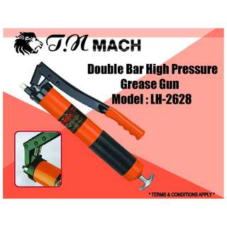Lianchang Double Bar High Pressure Grease Gun