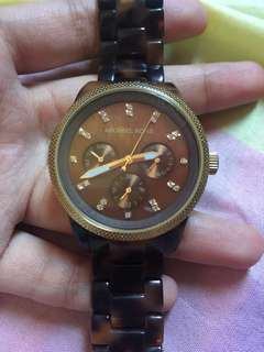 100% authentic mk watch