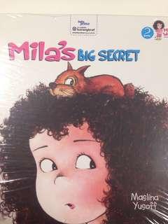 Mila's Big Secret