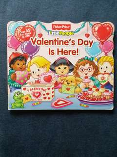 Valentine's day is here
