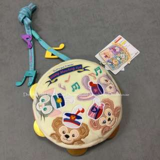 東京迪士尼 達菲 雪莉梅 畫家貓 史黛拉兔 樂隊 樂器 系列 票卡夾 零錢包 小物包