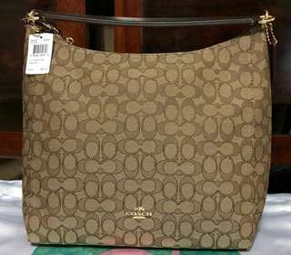 Coach hobo large