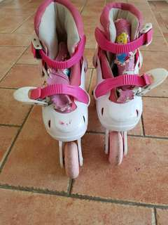 Free roller skates for small girls