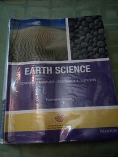 EARTH SCIENCE (14th Ed. Tarbuck and Lutgens)
