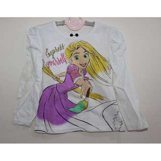 Disney Okie Dokie Tangled Shirt for little girls