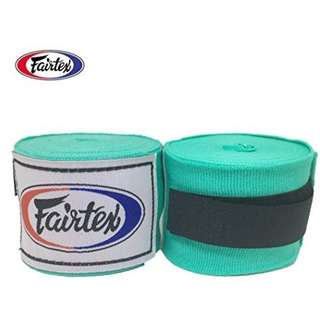 "Fairtex Muay Thai Handwrap 180"" - Mint Green"