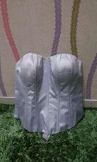 Camisol Bustier - Zipper #2
