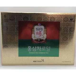 *預購* 韓國 正官庄 紅蔘茶 ROYAL 300g 100入 禮盒