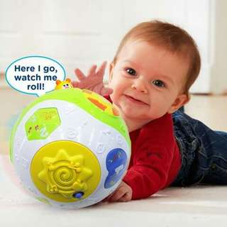 Ball Learning Machine Baby Toy