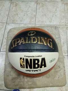 Spalding basketball instinct