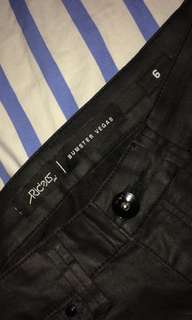 Riders by Lee, Leather jeans