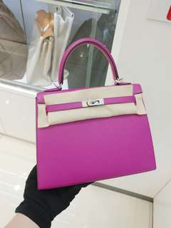 Hermes kelly 25 C stamp L3