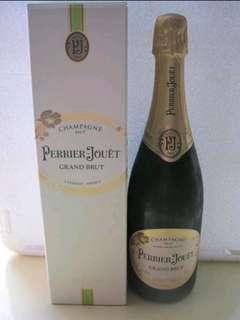巴黎之花香檳酒 PERRIER JOUET CHAMPAGNE WINE