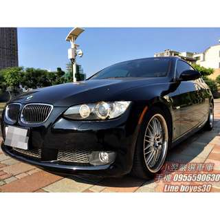 《2007 BMW 3 Series Coupe 335i》