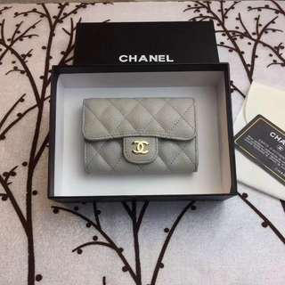 Chanel Card Holder 🎊Premium🎊