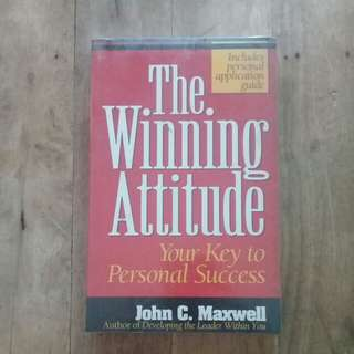 The Winning Attitude by John C. Maxwell