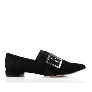 [AUTHENTIC] Bellagio Black Oxford Shoes
