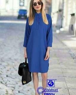 Long sleeve dress/blouse