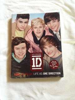 100% official 1D book