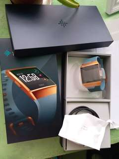 Fitbit Ionic Smart/Fitness Swatch