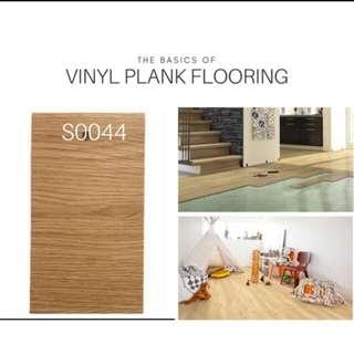 Vinyl Plank Flooring 0044- 36Sqft (24pcs)