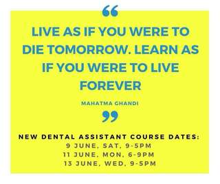 Dental Assisting Course