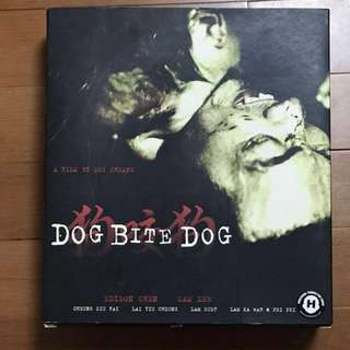 """全新限量版 How2work Dog Bite Dog 狗咬狗 Edison Chen Sam Lee 12"""" Action Figure"""