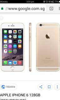 iphone 6 plus 128gb for fast deal