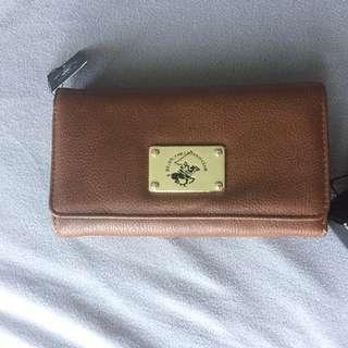 Beverly Hills Polo Club Tri-fold Wallet
