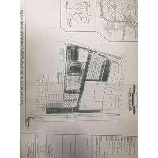 Land for sale in Batu 5 1/2 Gombak