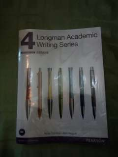 Longman Academic Writing Series ( 5th Ed. Oshima & Hogue)