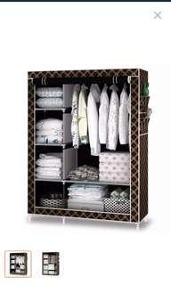 Storage Wardrobe and Shoe rack cabinet