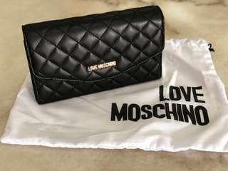 Love Moschino Clutch Nero