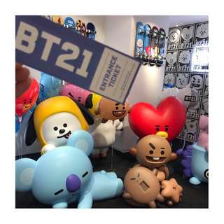BT21 products