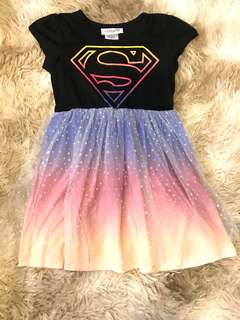 Supergirl dress