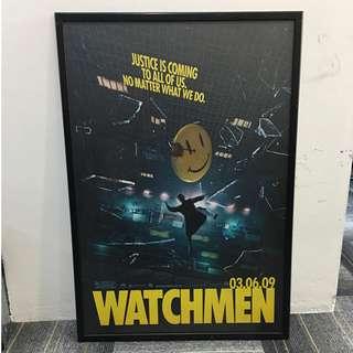 A1 Watchmen Poster
