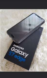 Samsung S7 Edge Black Onyx 32GB