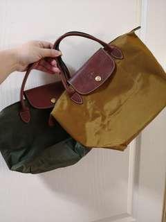 Longchamp Tote bags bundled