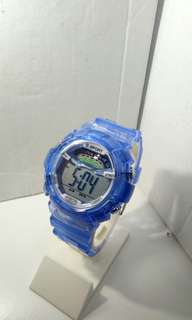Best sale !!! Gsport transparan biru