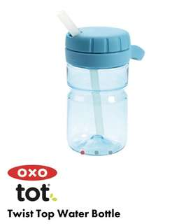OXO tot twist too water bottle (NEW)