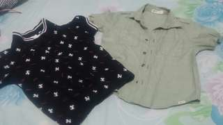 bundle of two tops