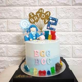 生日蛋糕/結婚蛋糕